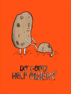 Do-good-help-others