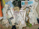 untidy tickets