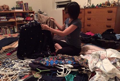 tidying closet 1