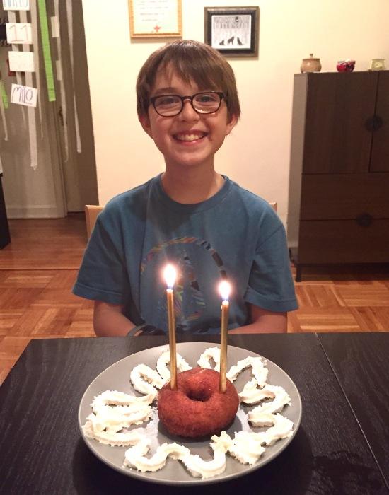 milo birthday