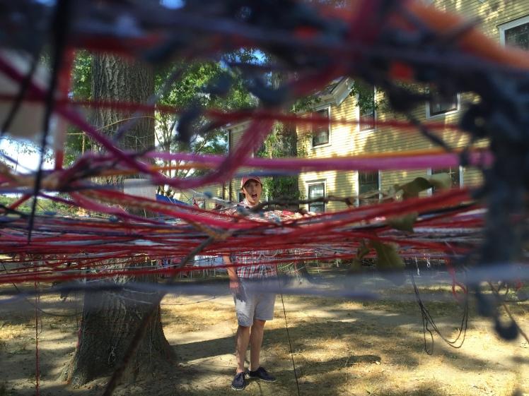 4heads string art