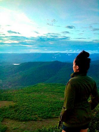 jenn traveling mountain