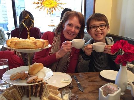 boise tea parlor