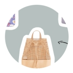 Fake Shop Friday: Stylish backpacks you could wear anywhere.
