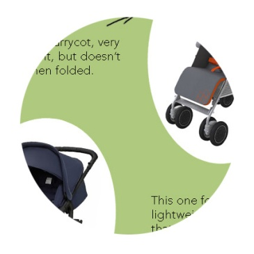 first look at stroller reviews